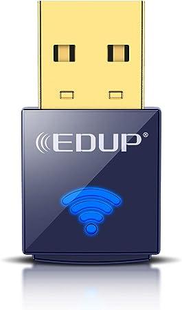 Altavoz UB400 Nano Adaptador Bluetooth 4.0 USB Dongle para Ordenador Antena Wi-Fi AC 600 Mbps portatil TP-Link Adaptador Wi-Fi USB 5G /& 2.4G Hz Auriculares