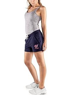 a38520bdd821d6 WOLDO Athletic Sweatshorts I Kurze Hose Damen I Frauen Sporthose Shorts I Hot  Pants I Jogger