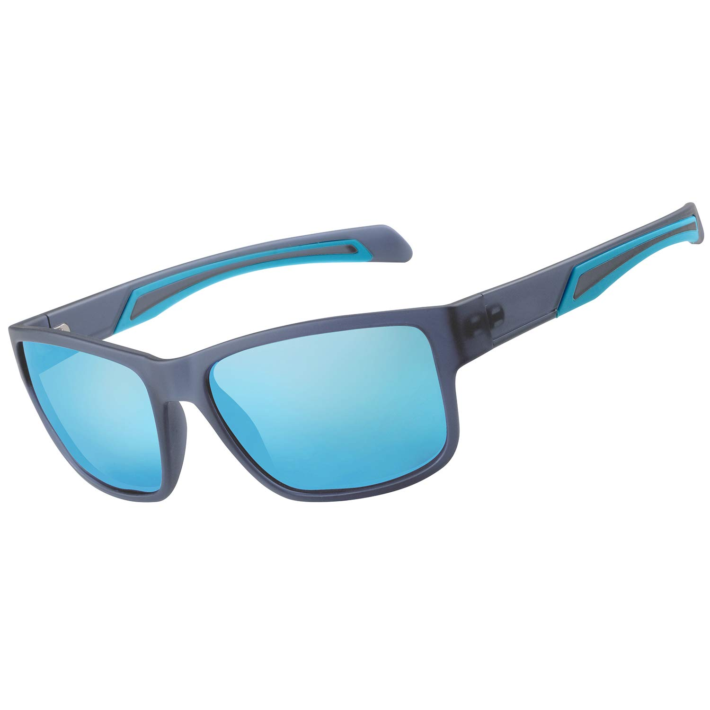 Polarized Sunglasses for Men, YAROCE Wayfarer Sunglasses for Men Mens Sunglasses
