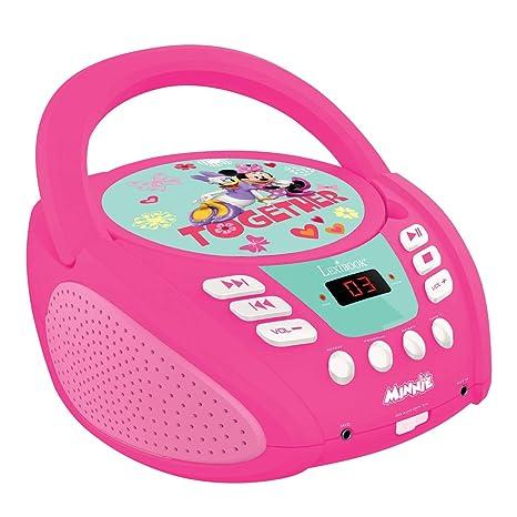75306b3f3 Minnie Mouse - Lector Radio CD Disney