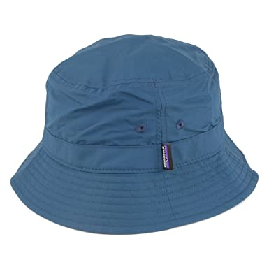 Patagonia Hats Wavefarer Bucket Hat - Blue Large X-Large  Amazon.co ... 44c4aab34b08