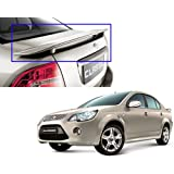 Auto Pearl - Premium Quality OE Type Car Spoiler For - Ford Fiesta Classic (Chill Metallic)