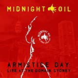 months Midnight Oil played in 16 countries across 5 continents. Eventually they returned to circle around Australia…