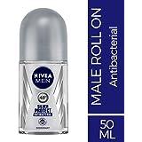 Nivea Silver Protect Deodorant Roll On For Men, 50ml