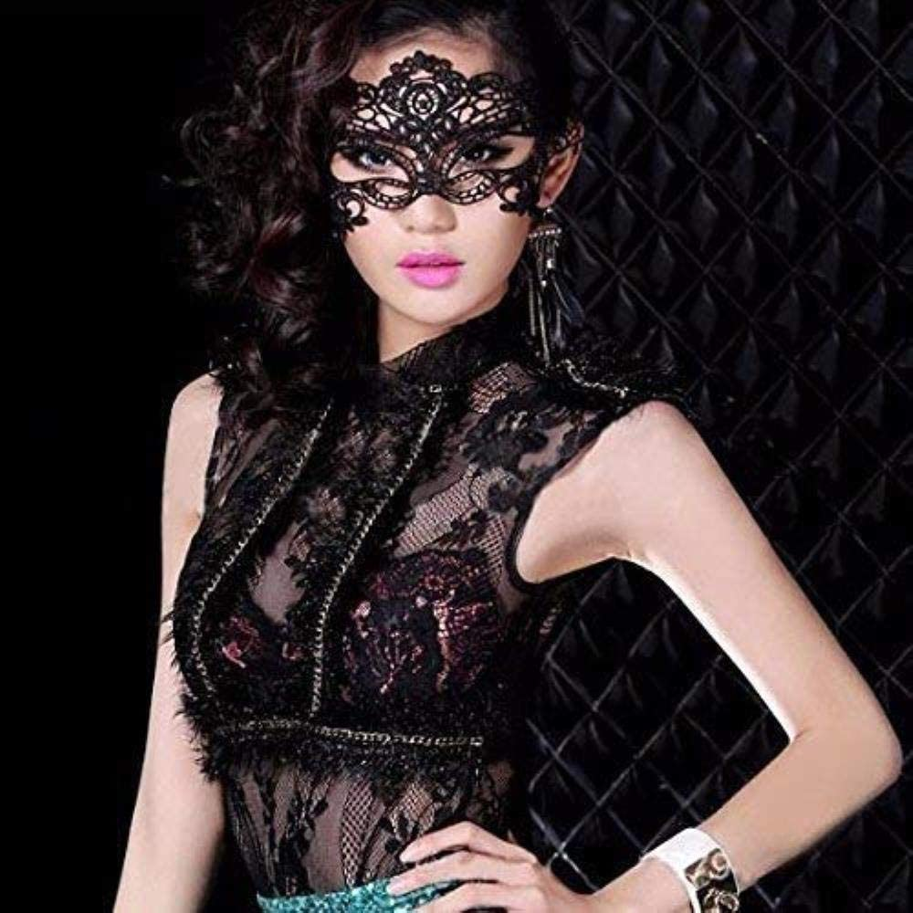 Women LED Masks Masquerade Party Fancy Dress DIY Accessory Supply Tool Gift Hot