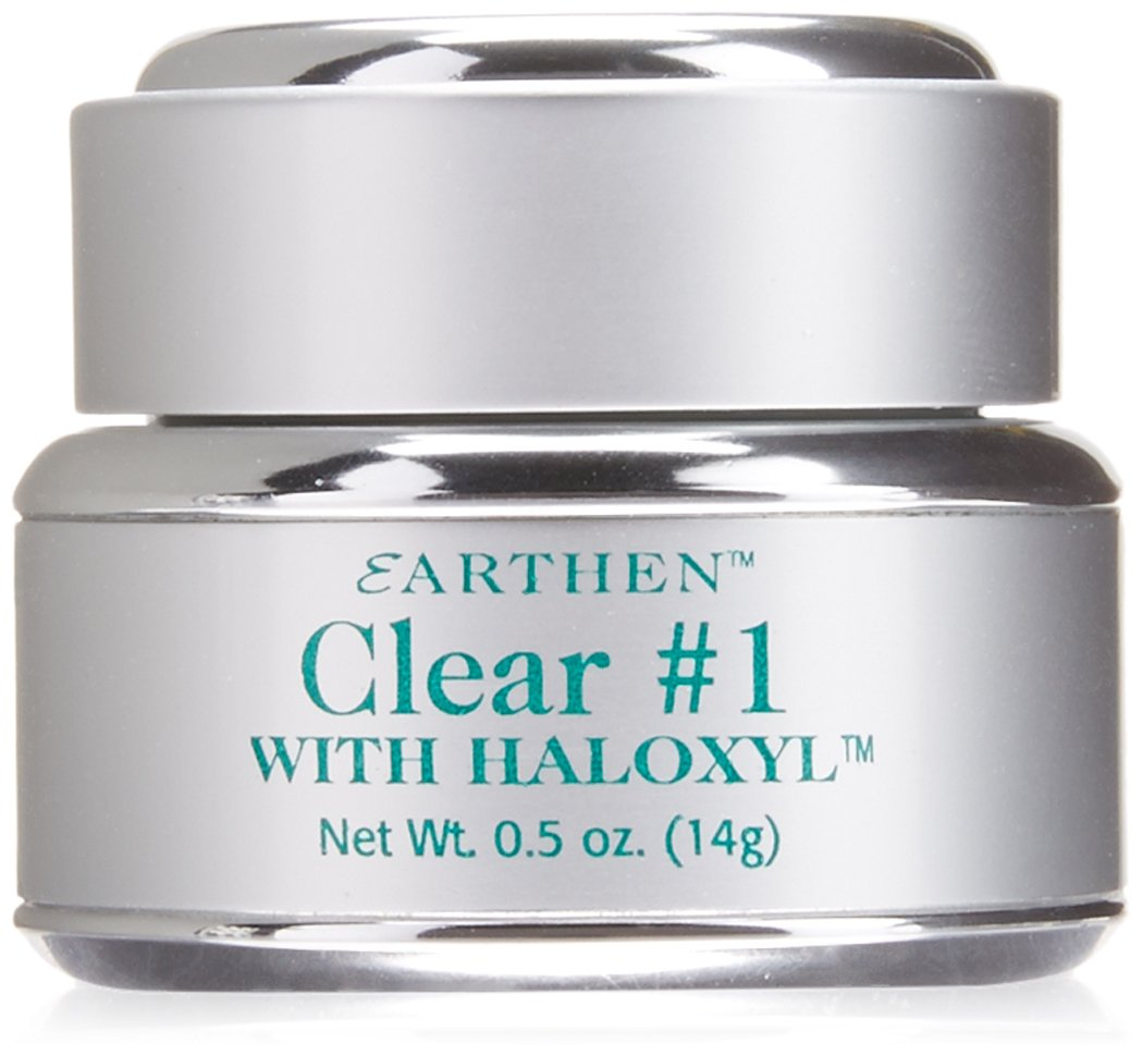 Earthen Clear Eye No.1 with Haloxyl Dark Circle Treatment, .5 Ounce