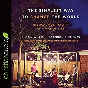 The Simplest Way to Change the World Audiobook