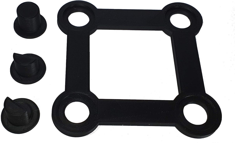 Festool MFT//3 Pochoir de per/çage 96 mm DIY