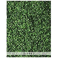 6x8ft Vinyl Spring Green Leaf Grass Lawn Photography Studio Backdrop Background