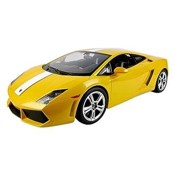 Buy Deliababy Lamborghini Gallardo Lp550 2 Yellow Online At Low