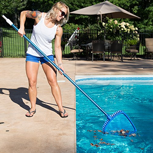 Sharkblu Pool Net Skimmer Replacement For Telescopic Pool