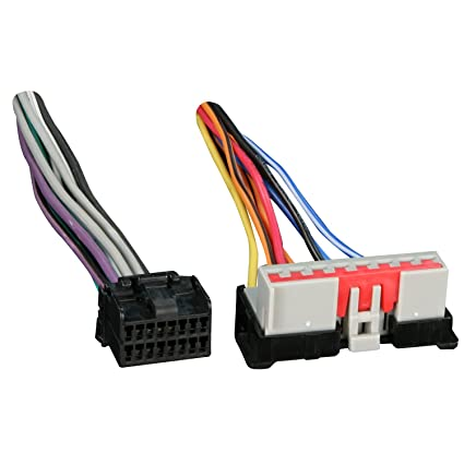 61EetmhMmgL._SX425_ amazon com metra reverse wiring harness 71 5600 for 1996 up ford Dash Kit for F150 at bakdesigns.co