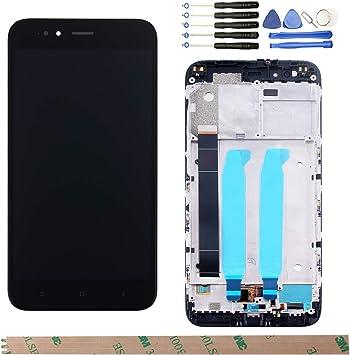YHX-OU Pantalla LCD Retina de Repuesto Completa para Xiaomi Mi A1 ...
