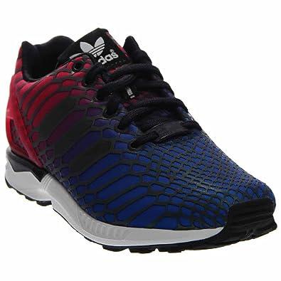 adidas torsion zx flux blau