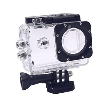 yiiho® Carcasa Impermeable para SJ4000 y SJ4000 WIFI Cámaras ...