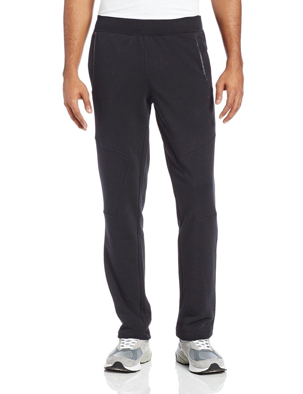 Puma Ferrari pantalón de chándal para hombre (568416), negro ...