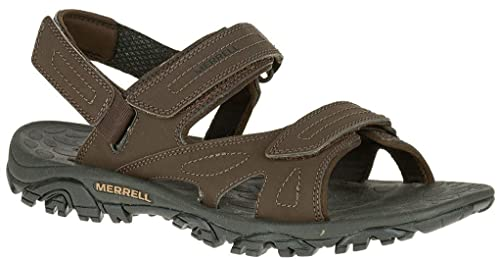 acdf7532f96 Merrell Men s Mojave Sport sandal Light Brown (12 M)  Amazon.ca ...