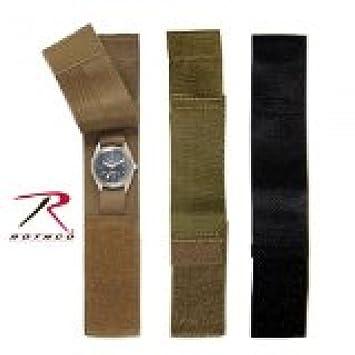 Amazon.com  Rothco Commando Nylon Watch Band 86ce044b4aa