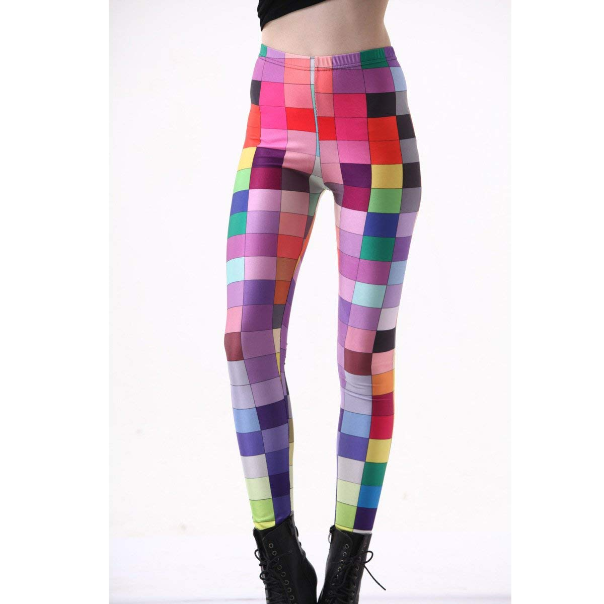 ADELINA Diseño De Mujer Leggings Impresos Pantalones A ...