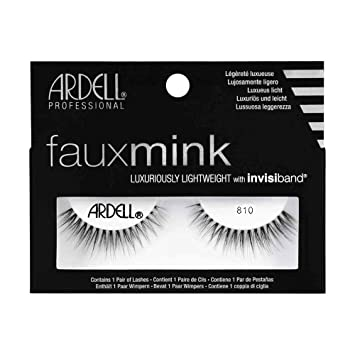 4cea334ef62 Ardell Faux Mink Lashes 810: Amazon.co.uk: Beauty