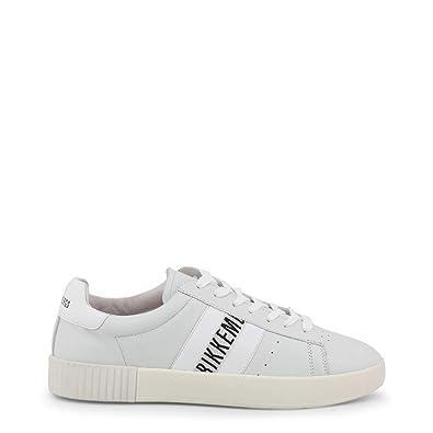 Bikkembergs Scarpe Basse Sneakers Uomo Bianco (Cosmos_2434