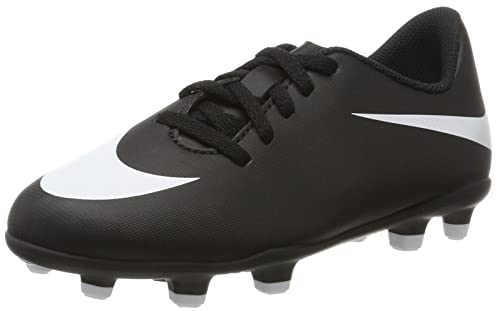 huge selection of e2a5a 96af6 Nike Jr Bravata II FG, Botas de fútbol para Niños Amazon.es Zapatos y  complementos