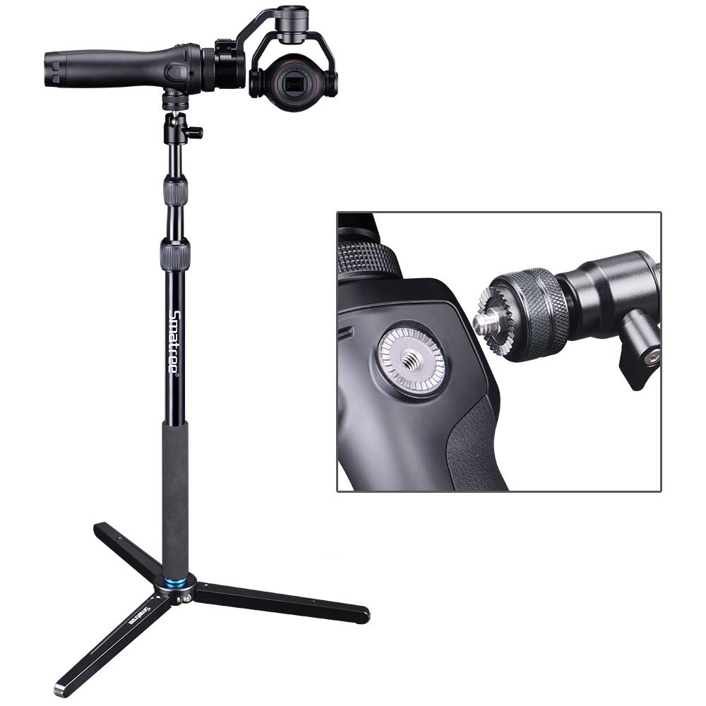 Smatree SmaPole DS1 Extendable Stick with Tripod for DJI OSMO, OSMO+, OSMO MOBILE, OSMO MOBILE 2,OSMO PRO/RAW