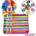 ixaer クラフトループ織り ルームトイ 糸工芸セット 子供の織り ドリーム プラッシュバッグ バックパック おもちゃ