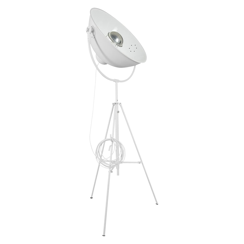 Lámpara de pie con trípode de aluminio - Vintage - Bauhaus ...