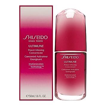 אלטימיון תמצית מרוכזת לחיזוק כוחו של העור New Ultimune - Power Infusing Concentrate Shiseido