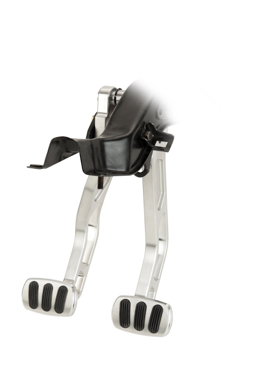 Lokar BCA-9513 Billet Brake And Clutch Arm with Standard Pad
