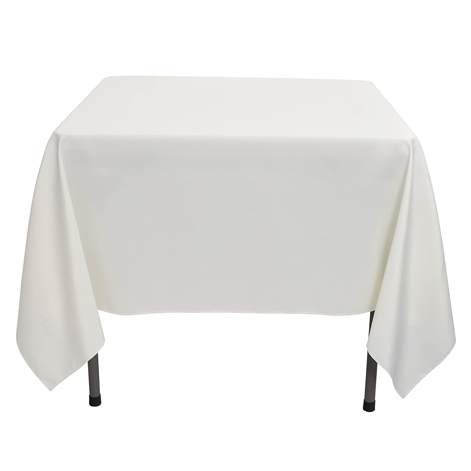 Amazon Remedios Tablecloth 70 inch Square Polyester Table Cover