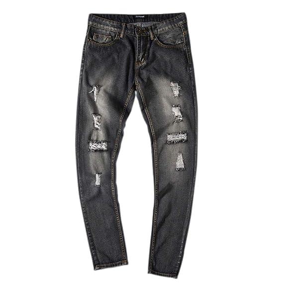 FELZ Jeans para Hombre, Pantalones Vaqueros Hombre ...