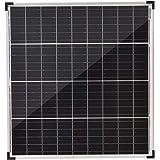 12V 100W 160W 200W 250W 300W Solar Panel Kit Mono Power Camping Caravan Battery Charge USB
