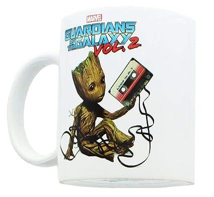 Groot Of 2 Mug The Galaxy Coffee Guardians OPikuTZX