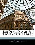 L' Apôtre, Henri De Bornier, 1144269741