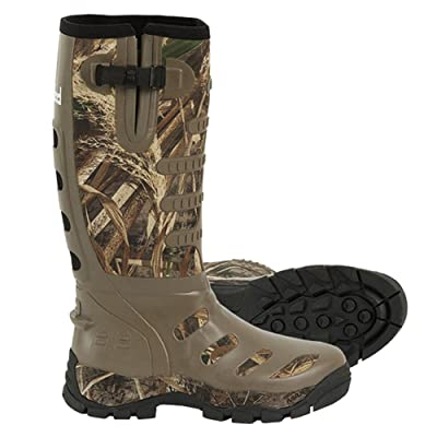 Banded Breathable Knee Boots, Camo, Size 8: Sports & Outdoors