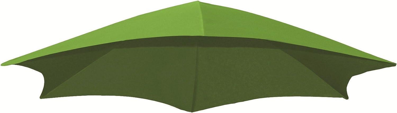 Vivere Dream Series Replacement Umbrella Fabric, Green Apple