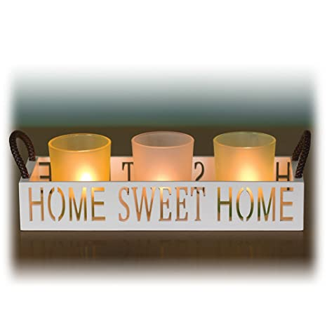 Amazon.com: Dawhud Direct Home Sweet Home - Juego de 3 ...