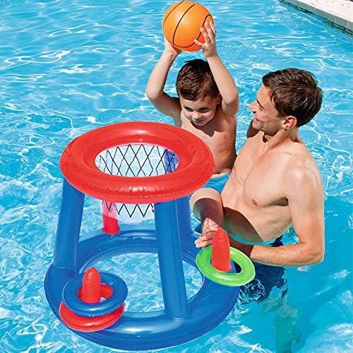 Amazon.com: SubClap - Aro flotante de baloncesto para ...