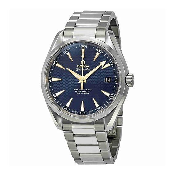 Omega Seamaster Aqua Terra reloj para hombres 231.10.42.21.03.006