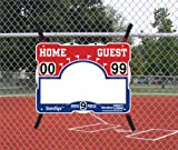 ScoreSign Portable Baseball/Softball Scoreboard