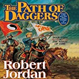 Bargain Audio Book - Path of Daggers  Book Eight of The Wheel