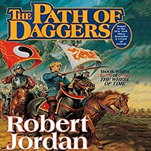 Path of Daggers Hörbuch