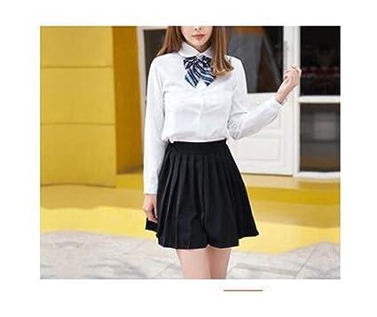 Amazon.com: MRxcff-Junior - Uniformes de verano para niñas ...