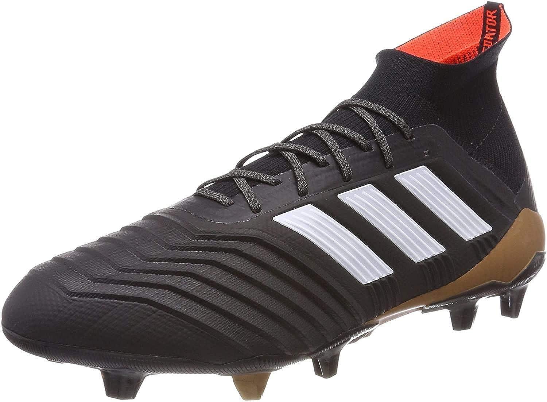 Asalto casual Aplastar  adidas Men's Predator 18.1 Fg Footbal Shoes: Amazon.co.uk: Shoes & Bags