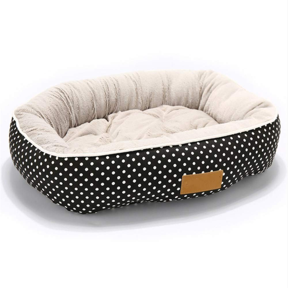 L Wuwenw Dog Bed For Dogs Bench Soft Cushion Pet Mat Hand Wash Dog Bed For Cats Products Durable Bench Pet Cat Dog Beds,L