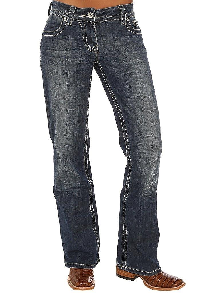 Stetson Apparel Womens 214 Basic Trouser Jean