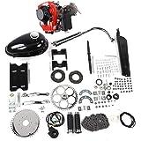 Kit de motor de bicicleta de 100cc, Kit de motor de bicicleta Kit de bicicleta motorizada a gas de 2 tiempos: Amazon.es: Industria, empresas y ciencia