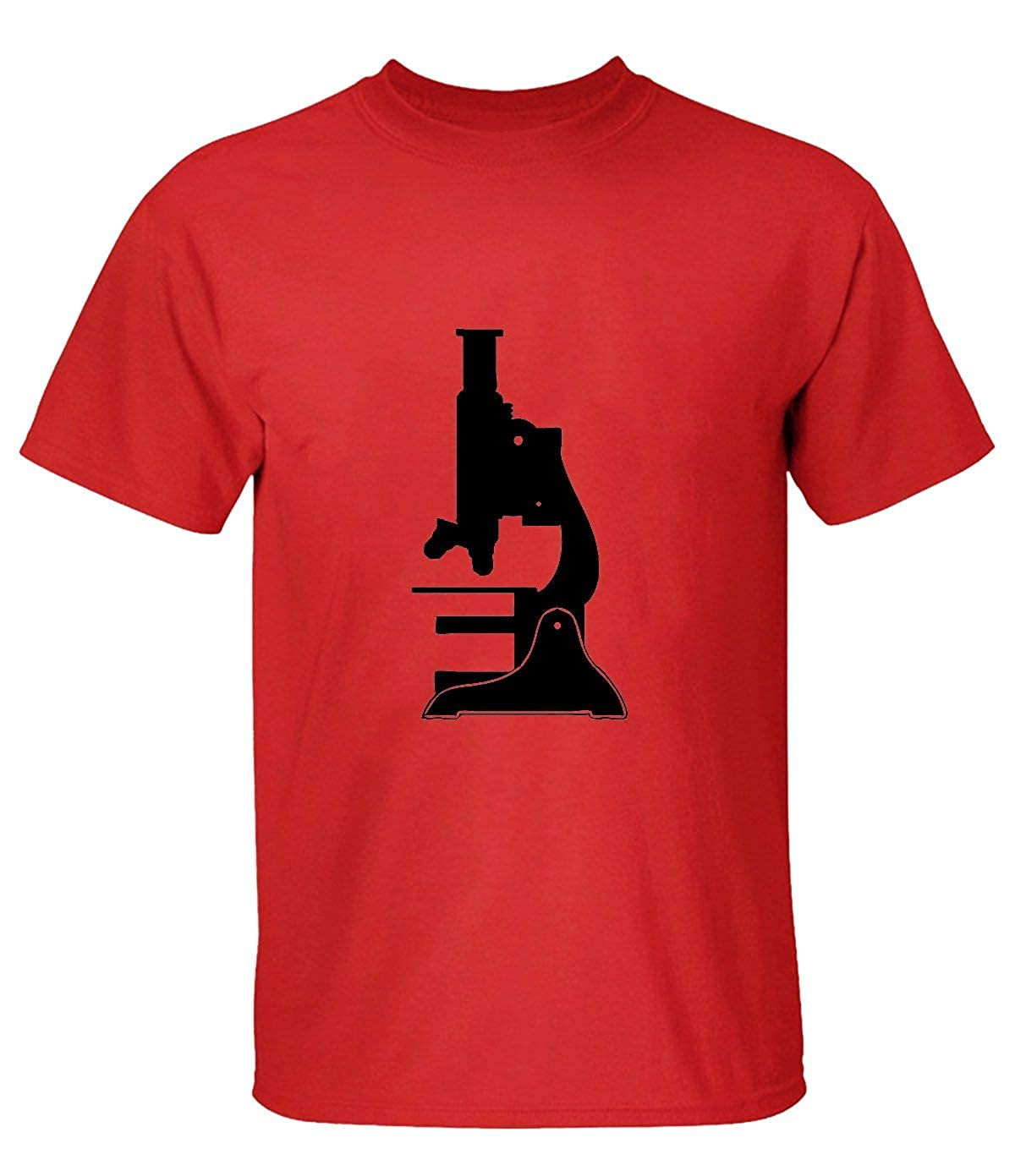 tianlihong-90604 Scientists Microscope T Shirt for Mens